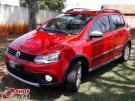 VW - Volkswagen CrossFox 1.6 I-Motion Vermelha