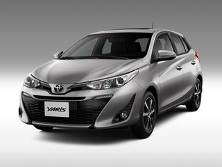 Partindo de R$ 66.490, Toyota Yaris 2020 chega com Android Auto e Apple Car Play