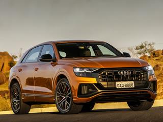 Por R$ 471.990 você pode encostar o Novo Audi Q8 na sua garagem