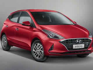 Hyundai começa a mostrar o Novo HB20 em doses homeopáticas