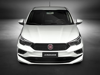 Com preço de R$ 54.655, Fiat lança Cronos 1.8 AT para público PCD