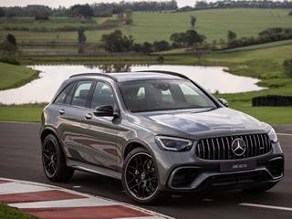 Com DNA de pista, Mercedes-AMG GLC 63 4M chega mais conectado e inteligente