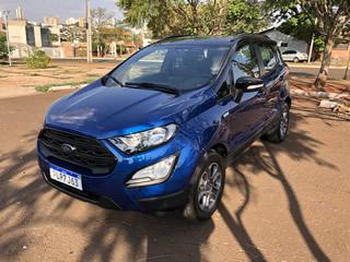 Confira um vídeo exclusivo do nosso teste com o Ford EcoSport 100 Anos