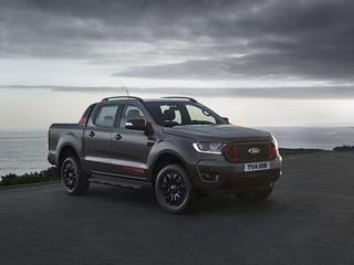 Ford lança a edição especial limitada Ranger Thunder na Europa
