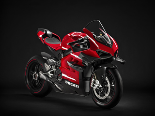 Ducati Panigale Superleggera V4 em produção