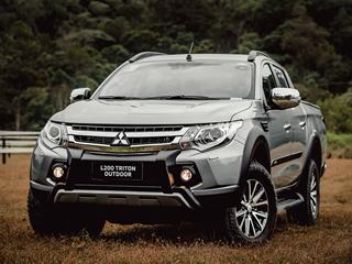Mitsubishi apresenta a linha L200 Triton Outdoor 2021