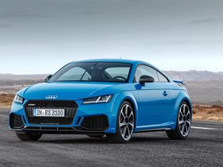 Novos TT RS, RS 4 e RS 5 fecham ciclo de atualização dos esportivos da Audi