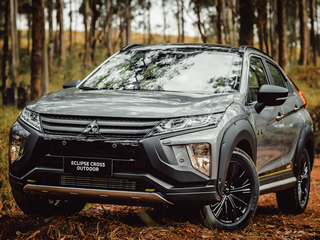 Mitsubishi lança séries limitadas Sport e Outdoor para Eclipse Cross