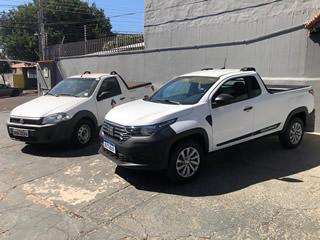 Confira nosso primeiro contato com a Fiat Strada Endurance CP 1.4 2021 - vídeo