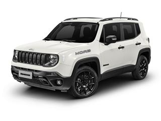 Jeep® Renegade e Compass chegam à linha 2021 com novas versões e preços'