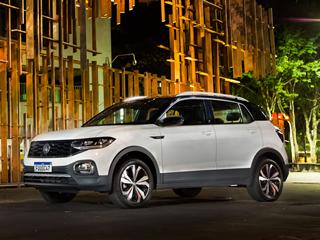 T-Cross 2021 chega a partir de R$ 91.660 e com novo VW Play de série