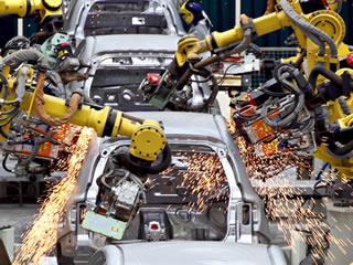 Indústria automobilística teve o pior julho desde 2003