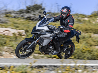 Custando R$ 94.990, Ducati apresenta a nova Multistrada 950S