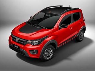Fiat Mobi Trekking aposenta versão Way e chega custando R$ 47.390