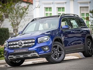 Se você tem R$ 299.900, o Mercedes-Benz GLB é um SUV de 7 lugares que pode te interessar