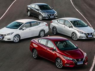 Novo Nissan Versa chega totalmente renovado; versão topo de linha passa dos R$ 90 mil