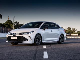 Concessionárias da Toyota começam a receber o Novo Corolla GR-S; preço é de R$ 151.990