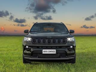 Antes mesmo do lançamento, Jeep inicia pré-venda de outras versões T270 Turbo Flex do Novo Compass