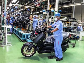Produção ultrapassa 125 mil motocicletas em março e mostra reação do mercado