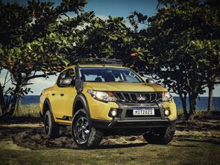 Custando R$ 204.990, chega ao mercado a nova Mitsubishi L200 Triton Savana
