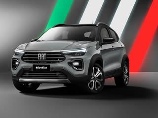 Ainda sem nome definido, eis o novo SUV compacto da Fiat