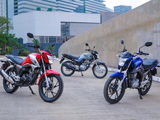 Honda apresenta CG 2022 com novo design