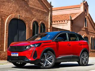 Peugeot apresenta o Novo 3008 com preços a partir de R$ 229.990