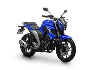 Yamaha apresenta a Fazer FZ25 2022 com preço público sugerido de R$18.990